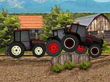 Сельскохозяйственный трактор: гонки