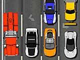 18-колесный: скопление транспорта