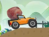 Сильный грузовик: транспортировка мрамора (Baldheaded Strong Transport Marble)