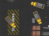 Тяжелый служебный грузовик: парковка / Heavy Duty Truck Parking