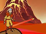 Аватар: прыжки через вулкан