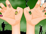 Зомби ногти (Zombie Nails)