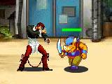 Король Бойцов: битва Лори (KOF lori Battle)