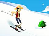 Ван-Пис на лыжах