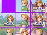 София принцесса: крестики-нолики (Sofia the First Tic-Tac-Toe)