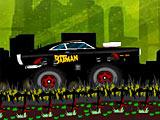 Супер герои гонка грузовиков