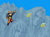 Большой прыжок Наруто