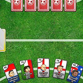 Игры головами-карты: обмен футбольной команды