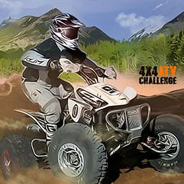 4x4 вызов квадроциклов / 4x4 Atv Challenge