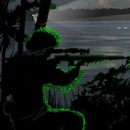 Снайпер джунглей / Jungle Sniper