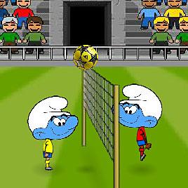 Футбол головами Смурфиков: чемпионат мира / Smurfs World Cup