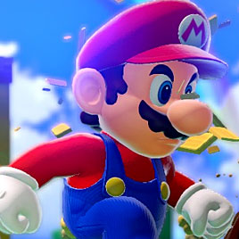 3Д мир Супер Марио