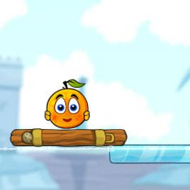 Спаси апельсин: пираты