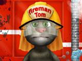 Говорящий Том-пожарник