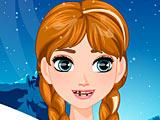 Холодное сердце: Анна у стоматолога