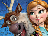 Анна и Свен: пазл