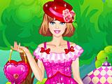 Барби: романтическая принцесса