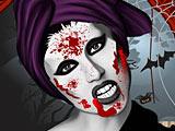 Леди Гага: концерт вампира
