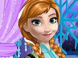 Холодное сердце: макияж Анны