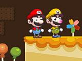 Конфетный дом Марио