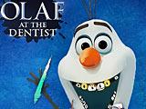 Холодное сердце: Олаф у стоматолога
