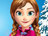 Холодное сердце: Анна лечит зубы
