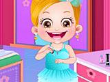 Малышка Хейзел-балерина