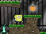 Губка Боб Хэллоуин 3
