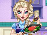 Холодное сердце: Эльза готовит
