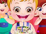 Малышка Хейзел: вечеринка на день рождение