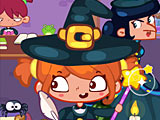 Безделье в волшебной школе