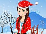 Холодное сердце: Анна как Дед Мороз