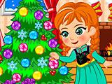 Холодное сердце: безделье Анны на Новый год