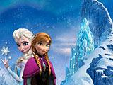 Холодное сердце: Эльза и Анна