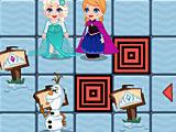 Холодное сердце: Эльза и Анна в лабиринте