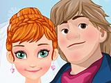 Холодное сердце: Анна выходит замуж за Кристофа