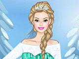 Холодное сердце: Барби как Эльза