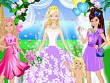 Происшествие на свадьбе Барби
