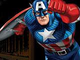 Капитан Америка Красный Череп