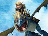 Как приручить дракона драки