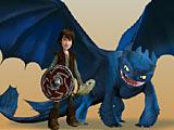 Как приручить дракона: время кормить Беззубика