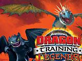 Как приручить дракона легенды