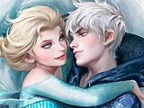Холодное сердце пазлы: Эльза и Джек