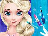 Холодное сердце: стильный макияж Эльзы