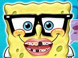 Губка Боб у стоматолога