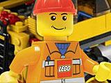 Лего грузовики