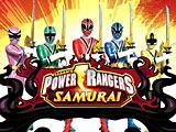 Могучие Рейнджеры супер самураи