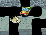 Губка Боб убивает монстров