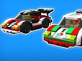 Лего сити машины гонки