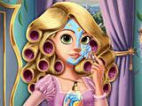 Рапунцель: реальный макияж